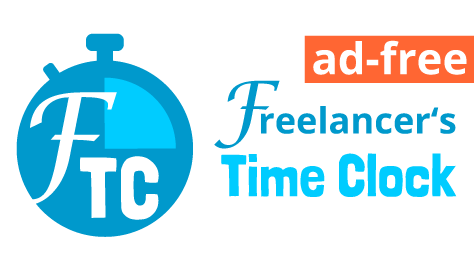 Freelancer's Time Clock - Free App for time management | App Entwicklung